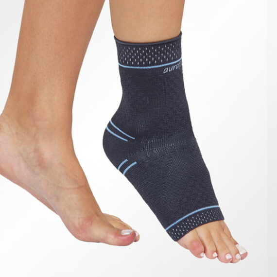 Ankle support ...