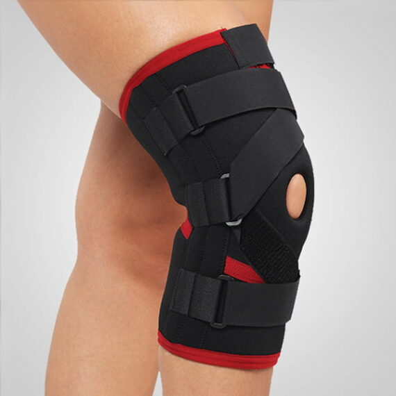 Knee support ..